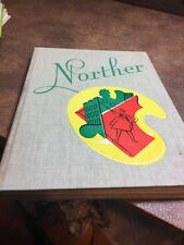 VINTAGE 1953 Norther Northern Illinois School YEARBOOK