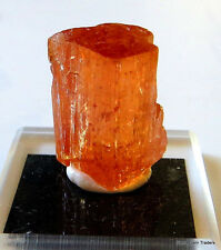 71.22 CTS TOP QUALITY 100% GENUINE IMPERIAL TOPAZ CRYSTAL TOP COLOR! BRAZIL