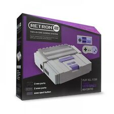 Hyperkin Retron 2 Launch Edition Gray