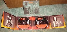 DIO + STAND UP AND SHOUT + THE ANTHOLOGY 2 DISC SET COMPLETE RHINO +  MINT +