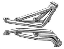Buick Riviera 401 / 425 NailHead Silver Coated Shorty Exhaust Header Set
