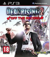 Dead Rising 2 : off the record - jeu PS3  neuf