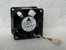 Delta AFB0612EHE 60mm x 38mm Extreme Speed PWM Fan 4 Pin + Bonus Extension Cable