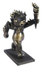 Bad Taste Bear Collectors Figurine Gold Ian Ferno - Limited Edition of only 288