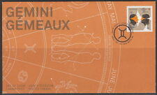 CANADA #2451 SIGNS OF THE ZODIAC GEMINI FIRST DAY COVER
