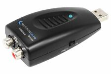 Technical Pro USB2RCA USB to RCA Audio Converter - Connect Laptop to Any Stereo!