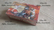 MTG Magic Gathering Born of the Gods Booster Box SEALED Booster Pack Box ENGLISH