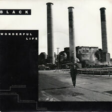 "Black 7"" Wonderful Life - France (EX/EX)"