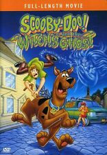 Scooby-Doo! and the Witch's Ghost DVD Region 1