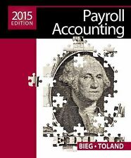 Payroll Accounting 2015 (with Cengage Learning's Online General Ledger, 2 terms