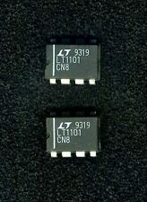 2 x LT1101 INSTRUMENTATION-AMPLIFIER DIP8 - MAXIM SEMICONDUCTORS