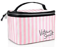 Victoria's Secret Train Travel Case Cosmetic Bag New.
