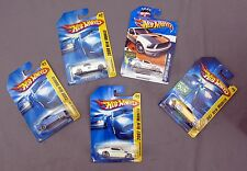 Lot of 5 Hot Wheels Pride Rides Ford Mustang Fastback New Models Shelby GT500