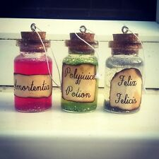 Mini Potions Set-Harry Potter-Christmas Tree Decorations- Stocking Filler