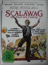 Scalawag - Der Pirat der 7 Meere - Schatzinsel - Kirk Douglas, sieben, Anne Down