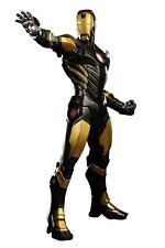 New MARVEL NOW! ARTFX + Iron Man BLACK X GOLD 1/10 PVC figure Kotobukiya