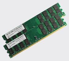 BARRETTE Mémoire RAM 8 Go (2x 4 Go) PC2-6400 DDR2 SDRAM 800MHz DIMM 240 broches