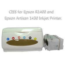 Empty Continuous Ink Supply System R1430 For Epson R1400/1430 Inkjet Printer