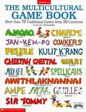 The Multicultural Game Book (Grades 1-6)-ExLibrary