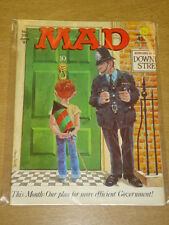 MAD MAGAZINE #230 1981 JUNE FN THORPE AND PORTER UK MAGAZINE DOWNING STREET