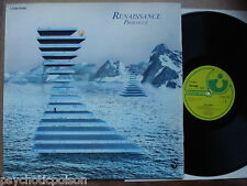 RENAISSANCE - PROLOGUE  LP  Harvest 1C062-93685  Gatefold Sleeve  Klappcover