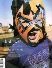 KID'S WEAR A/W 2008 Children Fashion TAKASHI HOMMA Nan Goldin LAETITIA BENAT