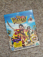 The Pirates! In An Adventure With Scientists (Blu-ray, 2012)