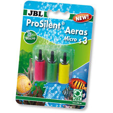 JBL ProSilent Aeras Micro S3 Air Stones (3-pack) Red Yellow Green