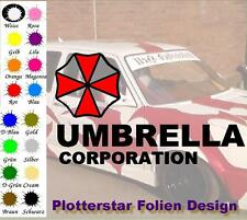 Umbrella Corporation 2 JDM Sticker Aufkleber OEM Power fun like Shocker Hater