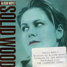CD Single Alison MOYET Solid wood 1-track CARD SLEEVE
