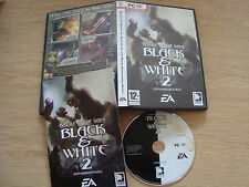 Black & White 2 Battle of the Gods Expansion Pack PC CD