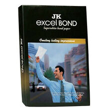 JK Excel Bond  A4 80 GSM 250 Sheets