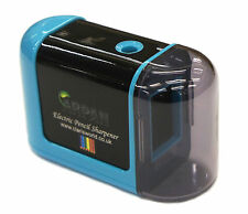Arpan Blue Automatic Electric Battery Operated Desktop Pencil Sharpener  V-3-BE