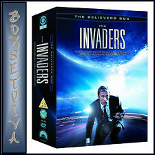 THE INVADERS - THE BELIEVERS BOX ****BRAND NEW DVD BOXSET****