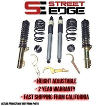 Street Edge Coilover Kit 99-04 VW Jetta IV sedan/wagon 2WD MK4