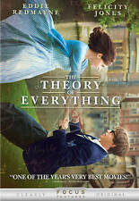 The Theory of Everything (DVD, 2015) NEW