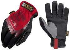 Mechanix Wear FAST FIT Gloves RED SMALL (8)