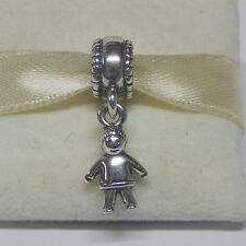 Pandora 790859 Sterling Silver Dangle Little Boy Box Included