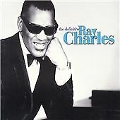 Ray Charles Definitive 2-CD NEW SEALED Hit The Road Jack/I Can't Stop Loving You