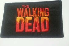 The Walking Dead Embroidered Patch