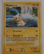 Carte Pokemon Negapi 60 pv Diamant et Perle Aube Majestueuse rare !!!