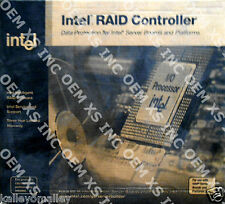Intel SRCU32U RAID Controller PCI64, SCSI, New Retail Box