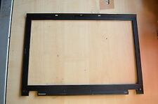 LENOVO THINKPAD T410 SCREEN BEZEL 45N5640 *not webcam ready*