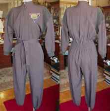 Vintage 80s Thierry Mugler Edition sz 40 / 6 jumpsuit romper suit jacket dress