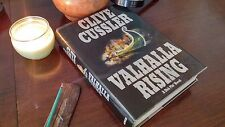 VALHALLA RISING by Clive Cussler Hardcover with Jacket