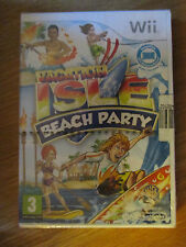 Vacation Isle : Beach Party  ~ Jeu Nintendo WII / Neuf sous blister