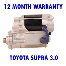 TOYOTA SUPRA 3.0 COUPE 1986 1987 1988 REMANUFACTURED STARTER MOTOR