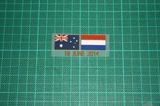 AUSTRALIIA Vs HOLLAND World Cup 2014 Holland Away Shirt Match Details