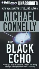 AUDIO BOOKS ON CD,  MICHAEL CONNELLY  THE BLACK ECHO