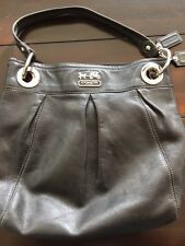 Coach Madison Leather Hippie Bag